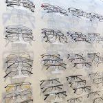 Große Auswahl an Brillengestellen